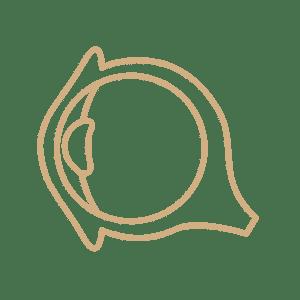 Tonometría con paquimetría